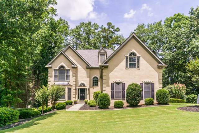 2881 Clary Hill Drive, Roswell, GA 30075 (MLS #6747014) :: The North Georgia Group