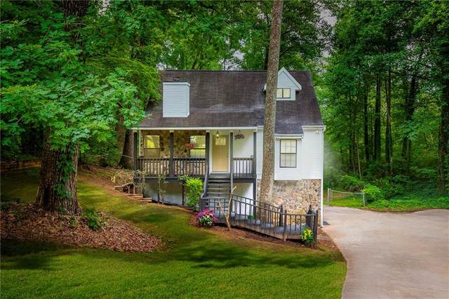 282 Tony Trail SE, Mableton, GA 30126 (MLS #6747018) :: Keller Williams Realty Cityside