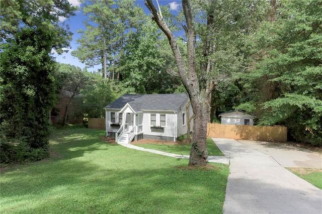 141 Linkwood Road NW, Atlanta, GA 30311 (MLS #6747023) :: The Heyl Group at Keller Williams