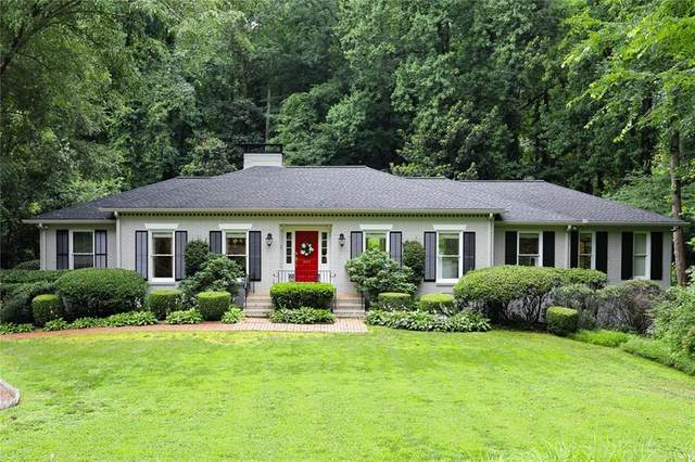 305 S Woodland Drive SW, Marietta, GA 30064 (MLS #6747038) :: The Heyl Group at Keller Williams