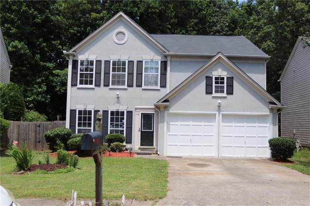 480 Bottesford Drive NW, Kennesaw, GA 30144 (MLS #6747048) :: Kennesaw Life Real Estate