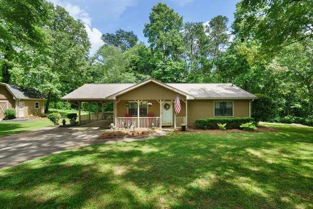 6555 Evans Drive, Cumming, GA 30041 (MLS #6747052) :: RE/MAX Prestige