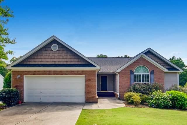 822 Custom Lane, Winder, GA 30680 (MLS #6747060) :: North Atlanta Home Team