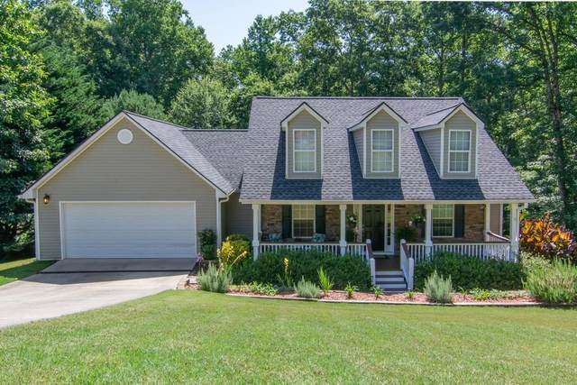 465 Mill Creek Trail, Suwanee, GA 30024 (MLS #6747063) :: The Cowan Connection Team