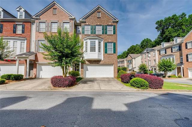 2980 Wintercrest Trace, Dunwoody, GA 30360 (MLS #6747079) :: The Hinsons - Mike Hinson & Harriet Hinson