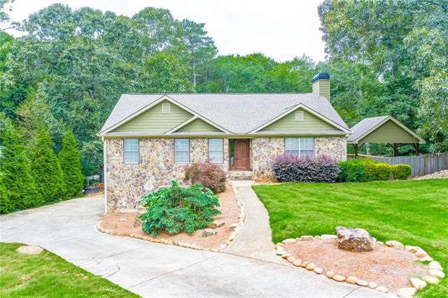 6610 Jessie Circle, Flowery Branch, GA 30542 (MLS #6747087) :: North Atlanta Home Team