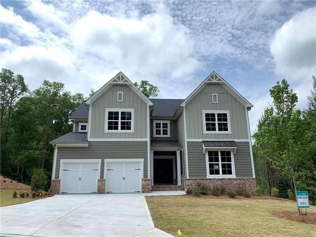 143 Longleaf Drive, Canton, GA 30114 (MLS #6747101) :: North Atlanta Home Team