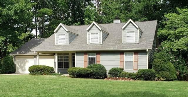 111 Rose Creek Lane, Woodstock, GA 30189 (MLS #6747103) :: The Heyl Group at Keller Williams