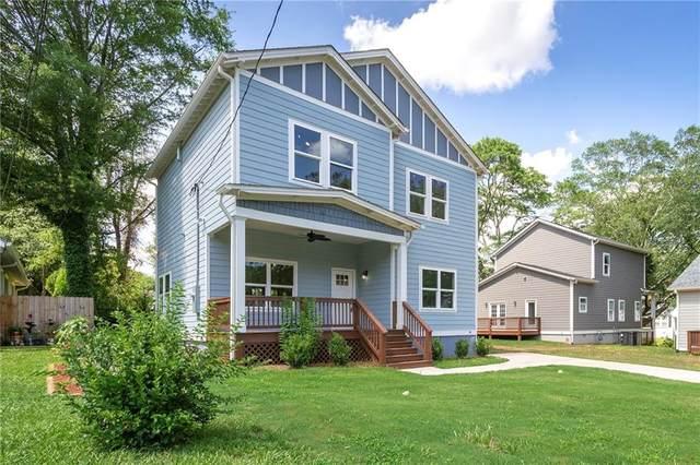 1005 Birch Avenue SW, Atlanta, GA 30310 (MLS #6747121) :: Charlie Ballard Real Estate