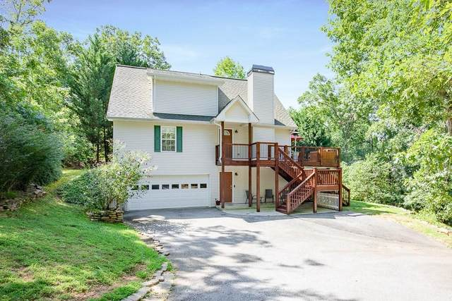 3048 Clear Cove Way, Gainesville, GA 30506 (MLS #6747124) :: The Butler/Swayne Team