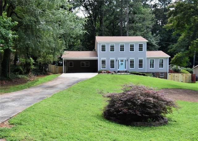 2611 Oriole Lane SW, Duluth, GA 30096 (MLS #6747137) :: Vicki Dyer Real Estate