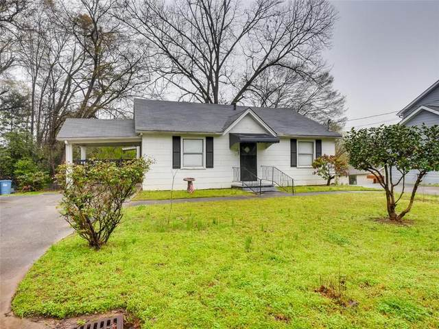 160 S Church Street, Buford, GA 30518 (MLS #6747140) :: Vicki Dyer Real Estate