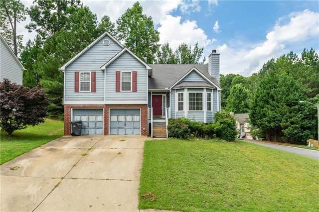1120 Marina Lane, Acworth, GA 30101 (MLS #6747166) :: North Atlanta Home Team