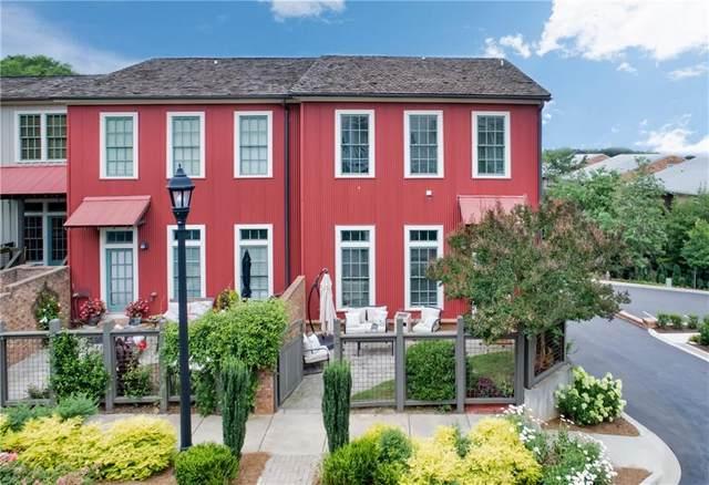 160 Vickery Falls Drive #160, Roswell, GA 30075 (MLS #6747168) :: Keller Williams Realty Cityside