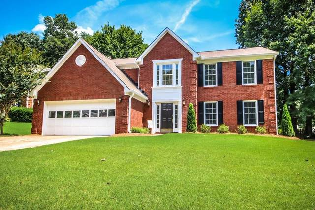 4135 Glenlake Terrace, Kennesaw, GA 30144 (MLS #6747173) :: The North Georgia Group