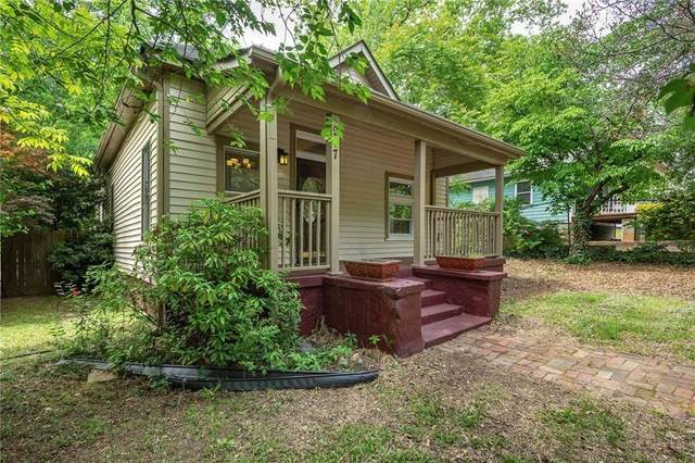 917 Oakhill Avenue SW, Atlanta, GA 30310 (MLS #6747174) :: The North Georgia Group