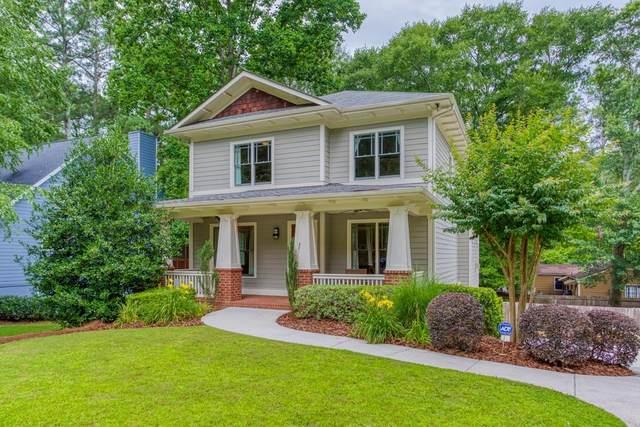 1452 Woodland Hills Drive NE, Atlanta, GA 30324 (MLS #6747193) :: Good Living Real Estate