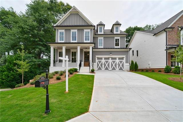 287 Green Hill Road, Sandy Springs, GA 30342 (MLS #6747194) :: Dillard and Company Realty Group