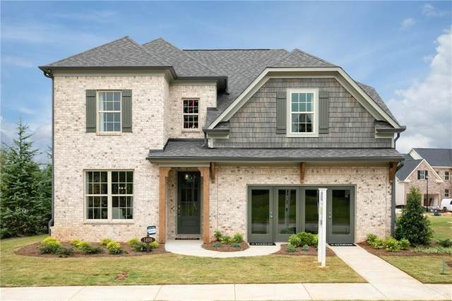 1498 Benham Drive, Snellville, GA 30078 (MLS #6747201) :: Vicki Dyer Real Estate