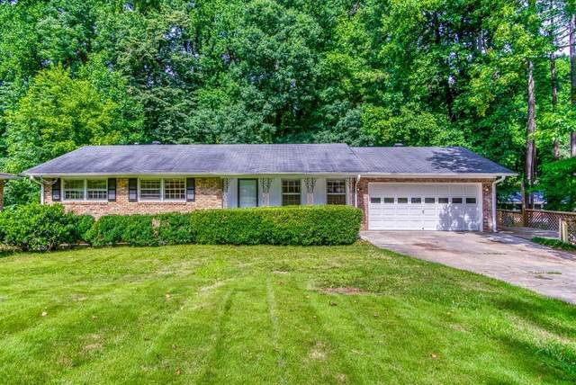 2458 Ridgeway Drive, Atlanta, GA 30360 (MLS #6747204) :: The Heyl Group at Keller Williams