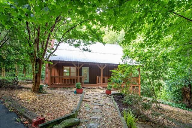 175 Tate Creek Trail, Dahlonega, GA 30533 (MLS #6747205) :: The North Georgia Group