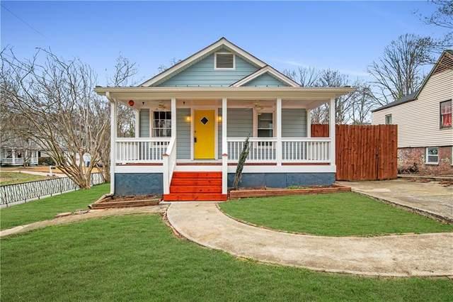 888 Delmar Avenue SE, Atlanta, GA 30316 (MLS #6747216) :: Good Living Real Estate