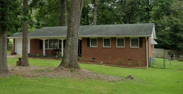 487 Parkwood Way, Jonesboro, GA 30236 (MLS #6747219) :: The Heyl Group at Keller Williams