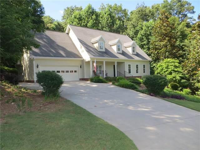 3635 Hanover Drive, Gainesville, GA 30506 (MLS #6747222) :: North Atlanta Home Team