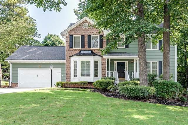 120 Harrington Lane, Lawrenceville, GA 30046 (MLS #6747225) :: Vicki Dyer Real Estate