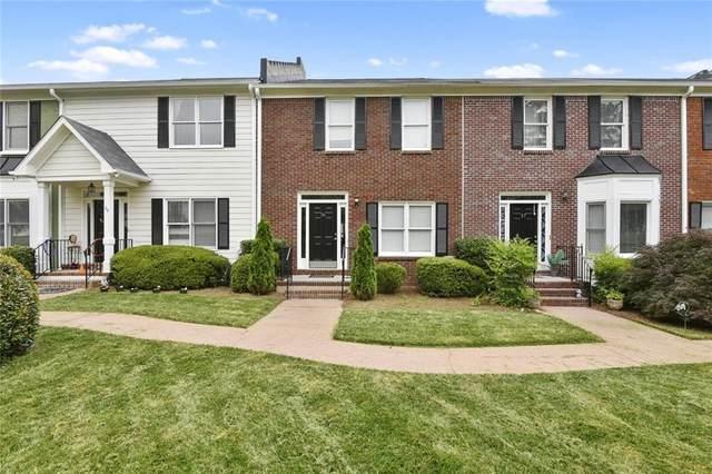 260 Manning Road SW #56, Marietta, GA 30064 (MLS #6747247) :: Path & Post Real Estate