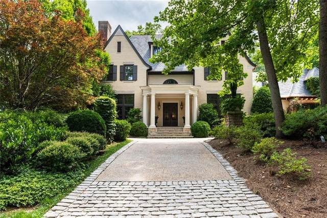 675 W Paces Ferry  #13 Road NW, Atlanta, GA 30327 (MLS #6747254) :: Dillard and Company Realty Group