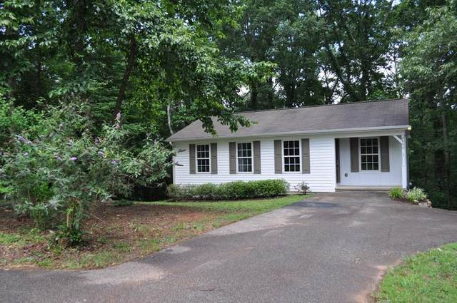 2448 Highway 52 W, Dahlonega, GA 30533 (MLS #6747257) :: The North Georgia Group