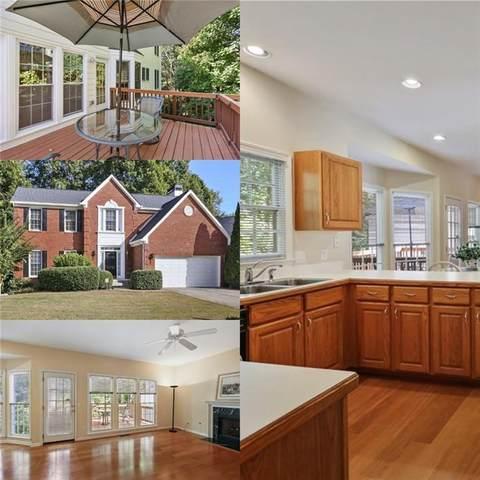 3285 Kittiwake Circle, Peachtree Corners, GA 30092 (MLS #6747262) :: Vicki Dyer Real Estate