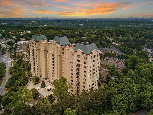 2700 Paces Ferry Road SE #301, Atlanta, GA 30339 (MLS #6747263) :: Kennesaw Life Real Estate