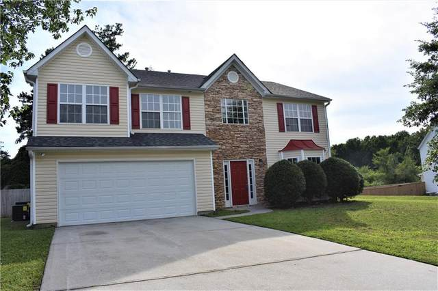 3631 Coveside Court, Loganville, GA 30052 (MLS #6747271) :: North Atlanta Home Team