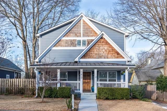 149 Eleanor Street SE, Atlanta, GA 30317 (MLS #6747273) :: Path & Post Real Estate