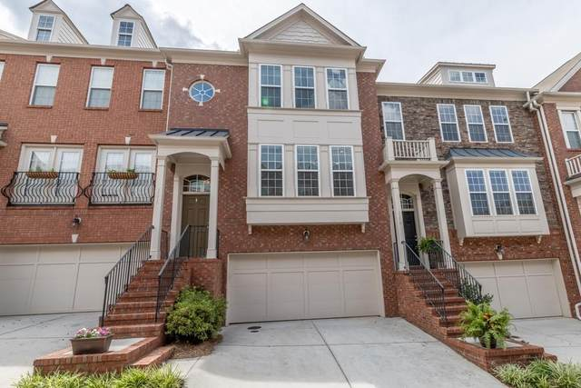 3376 Triview Square #13, Atlanta, GA 30339 (MLS #6747281) :: The Zac Team @ RE/MAX Metro Atlanta