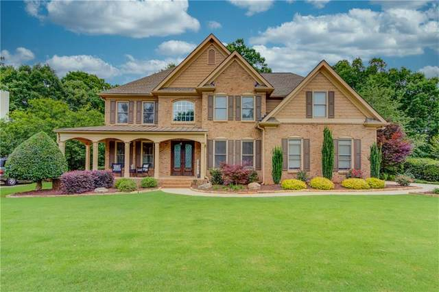 411 Spring Willow Drive, Sugar Hill, GA 30518 (MLS #6747288) :: The North Georgia Group
