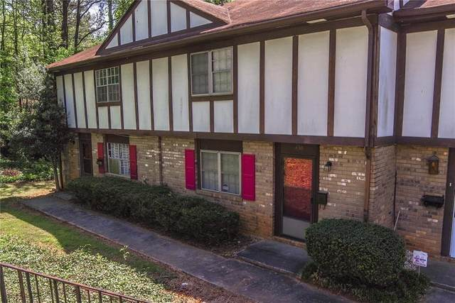 1430 Kingsgate Drive, Stone Mountain, GA 30083 (MLS #6747292) :: The Heyl Group at Keller Williams