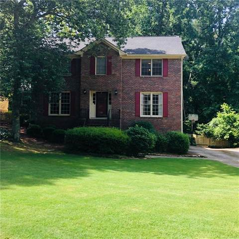 2824 Sudbury Court, Marietta, GA 30062 (MLS #6747298) :: Kennesaw Life Real Estate