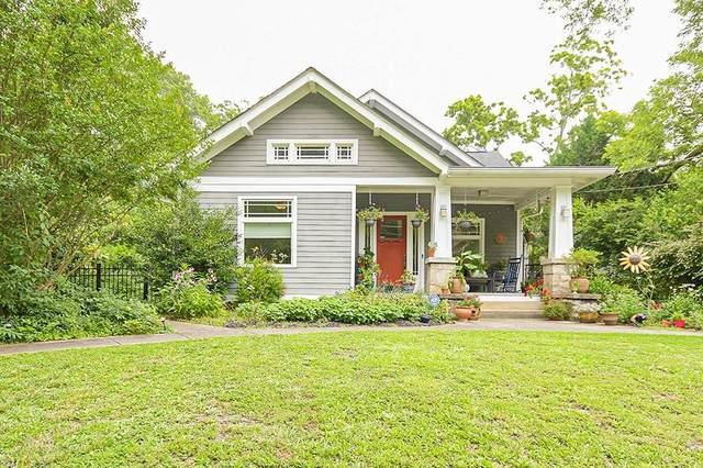 218 Avery Street, Decatur, GA 30030 (MLS #6747307) :: The Hinsons - Mike Hinson & Harriet Hinson