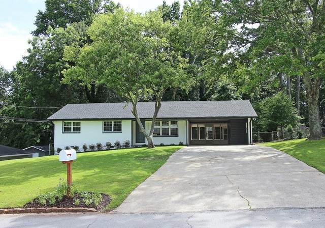 1273 Stoneybrook Drive, Tucker, GA 30084 (MLS #6747308) :: North Atlanta Home Team
