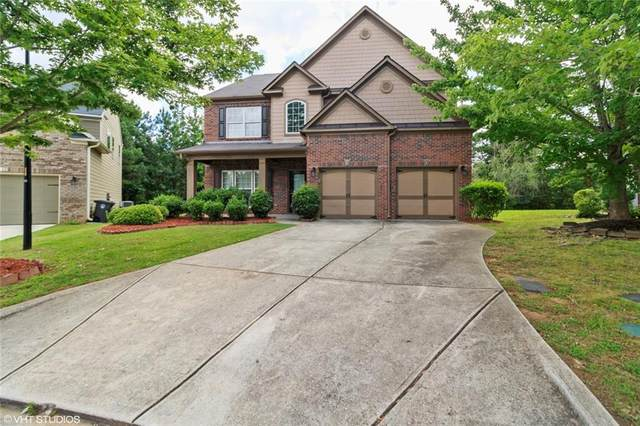 9327 Opal Drive, Douglasville, GA 30135 (MLS #6747322) :: The Hinsons - Mike Hinson & Harriet Hinson