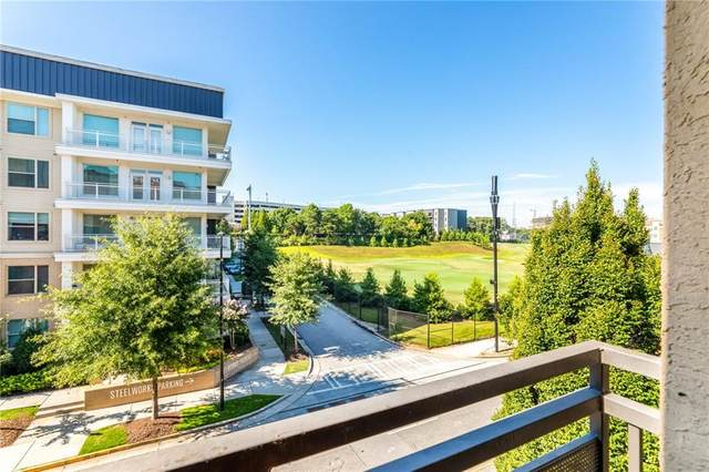 401 16th Street NW #1371, Atlanta, GA 30363 (MLS #6747335) :: The Butler/Swayne Team