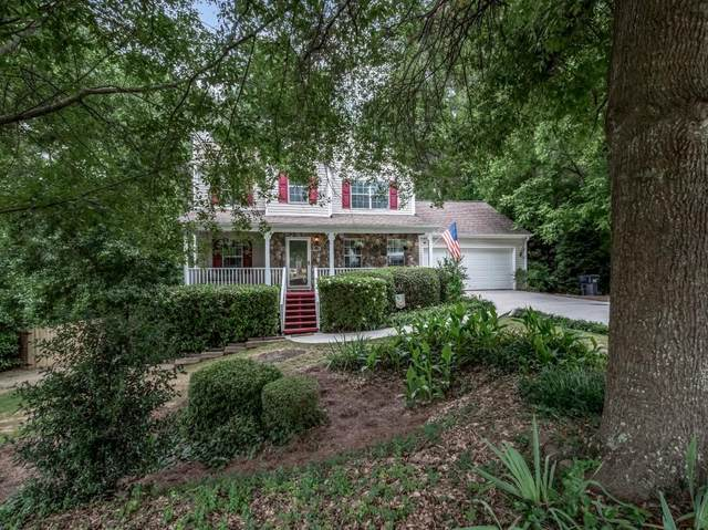 1528 Timber Heights Drive, Loganville, GA 30052 (MLS #6747339) :: The Hinsons - Mike Hinson & Harriet Hinson