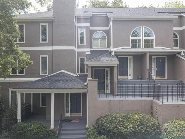 32 Saint Claire Lane #32, Atlanta, GA 30324 (MLS #6747341) :: Compass Georgia LLC