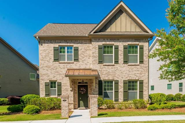 709 SE Park Manor Drive SE, Smyrna, GA 30082 (MLS #6747345) :: Tonda Booker Real Estate Sales
