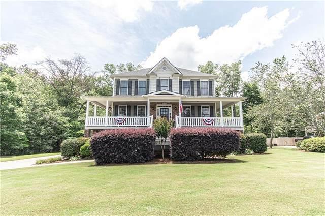 12 Overlook Circle, Euharlee, GA 30145 (MLS #6747348) :: Kennesaw Life Real Estate