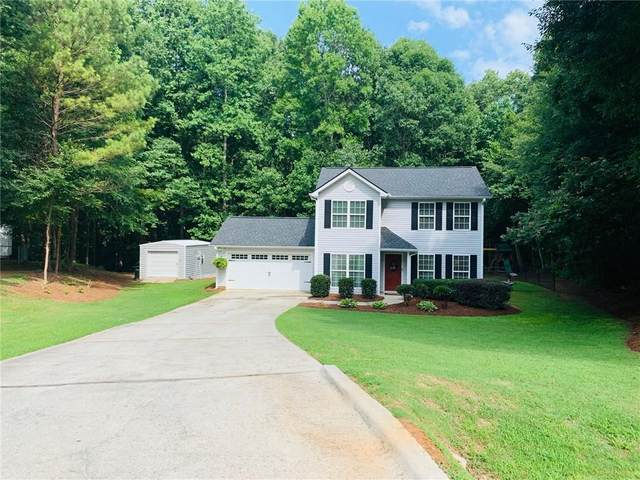 3243 Ridge Valley Road, Monroe, GA 30655 (MLS #6747353) :: Charlie Ballard Real Estate