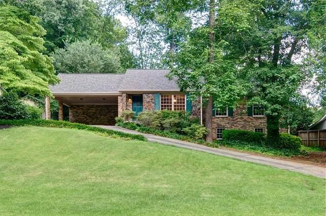 2836 Cedarbrook Drive, Marietta, GA 30066 (MLS #6747356) :: The Heyl Group at Keller Williams